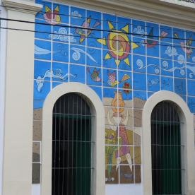 Fachada do Museu do Piauí